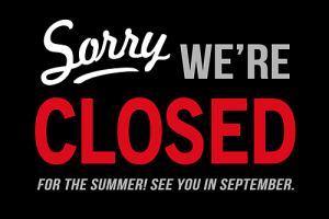 closed-for-the-summer